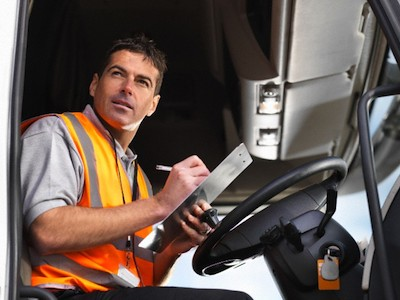 Truck Driving Assessment