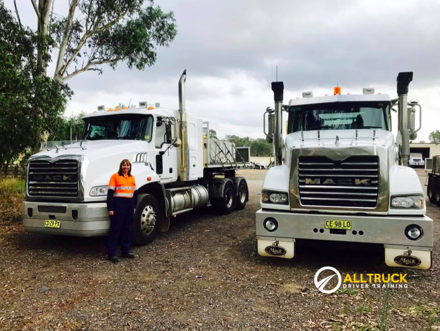 Get a truck license in Sydney today